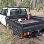 Bogged 4WD